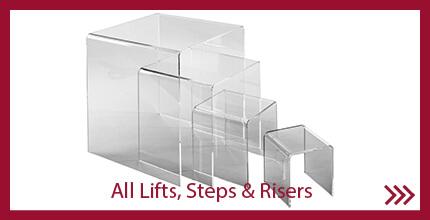 Lifts, Steps & Risers