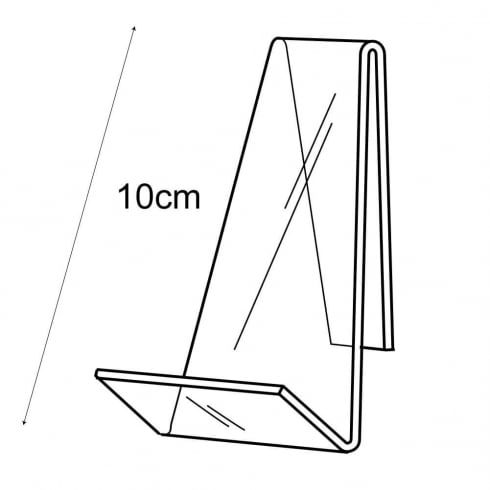 10cm book stand (shop display equipment)