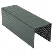 10cm patterned sidelong riser