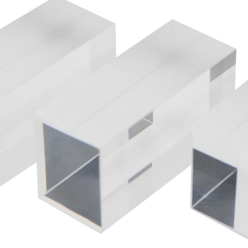 10cm solid plinth (solid acrylic plinth)