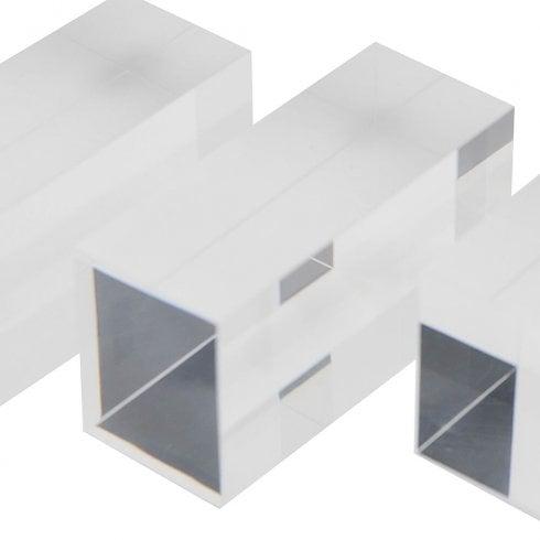 10cm solid plinth (solid acrylic plinth)