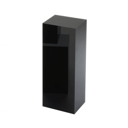 12.5cm solid plinth (solid acrylic plinth)