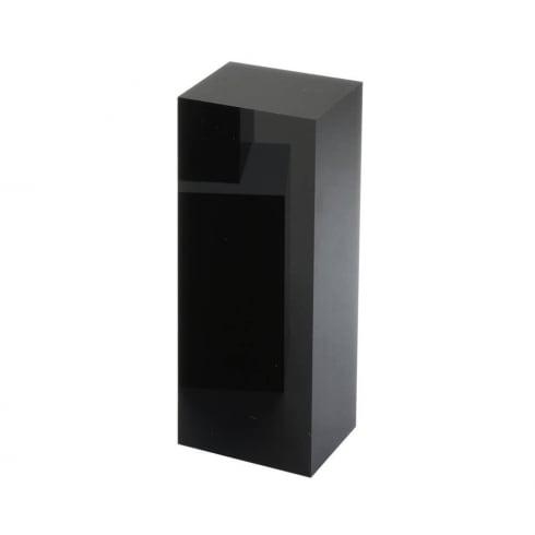 12.5cm solid plinth (solid acrylic plinth)