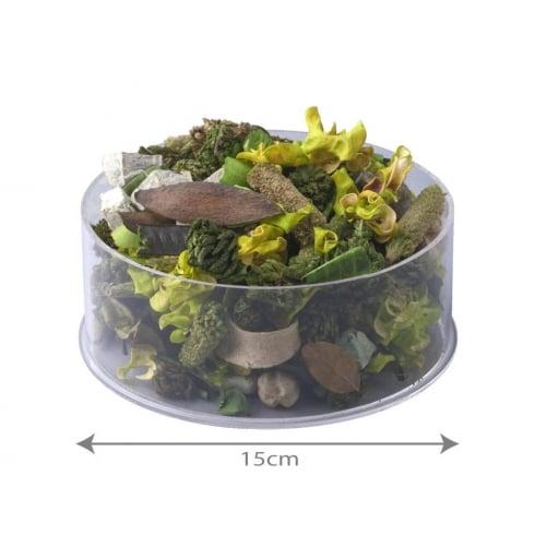15cm circular tray (acrylic trays & tubs)