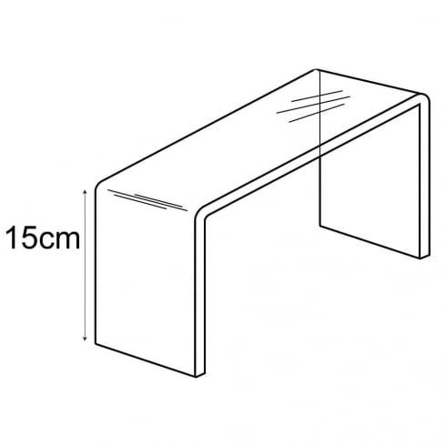 15cm platform - Frost