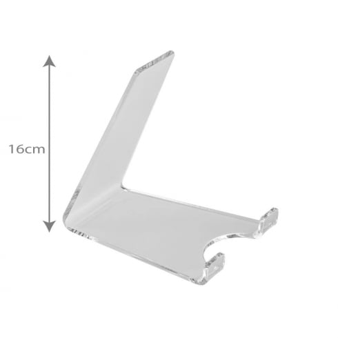 16cm china stand (plate stands \u0026 shop equipment)  sc 1 st  3D Displays & China Stands - acrylic \u0026 PERSPEX® acrylic display equipment and ...