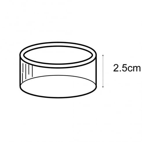 2.5cm ball/egg stand (acrylic display stands & POS)