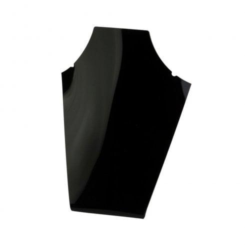 20cm necklet: curved front