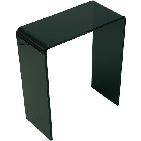 23cm platform - Smoke black