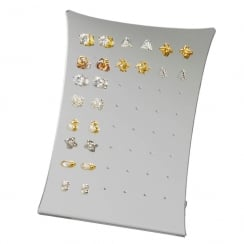 24 pair earring display (acrylic earring displays)