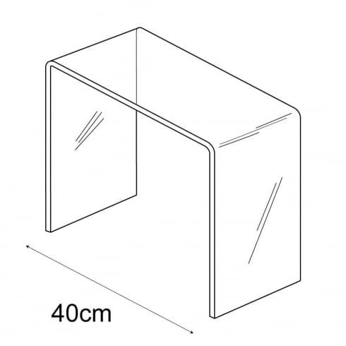 30cm giant platform (acrylic tables & platforms)
