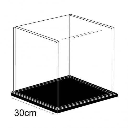 30cm memorabilia case (acrylic show case)