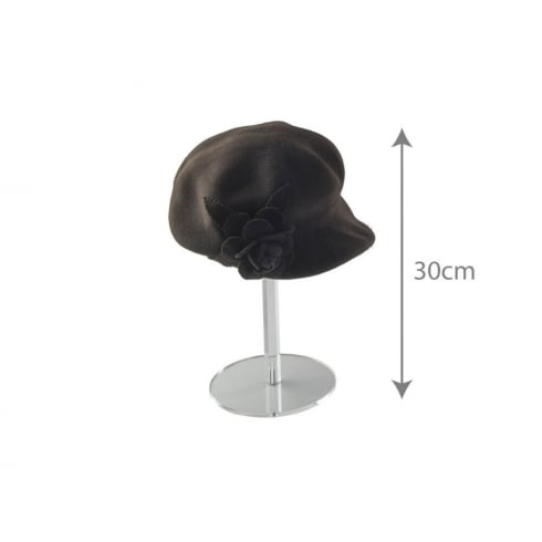 30cm round hat stand (acrylic hat display)