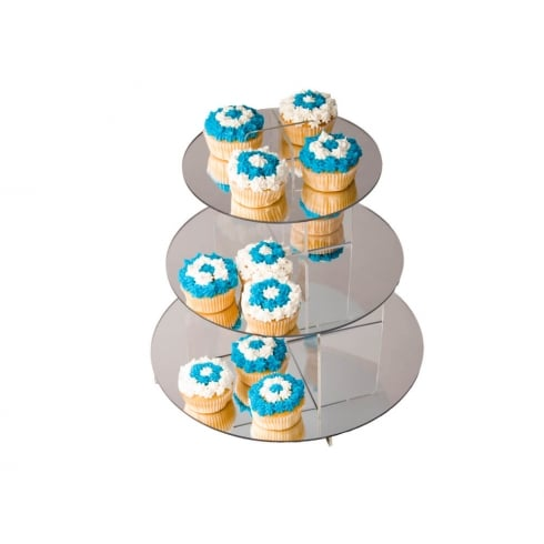 30cm shelf cascade (cake stand 7 cake display)