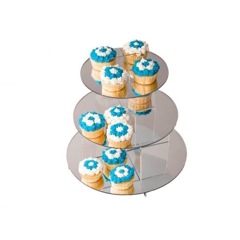 30cm shelf cascade (cake stand & cake display)