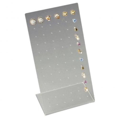 36 pair stud display (acrylic jewellery & earring display)