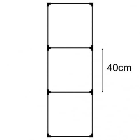 40cm cube kit 1 (acrylic cube system)