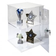 40cm display case: lockable-counter (acrylic display cabinet)