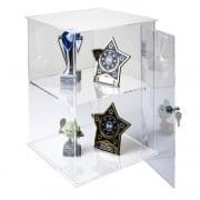 40cm display case: lockable-counter (acrylic display cabinet)