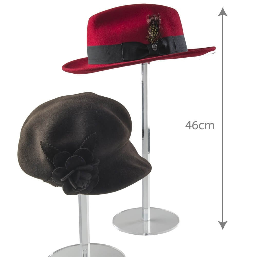how to make a hat display stand