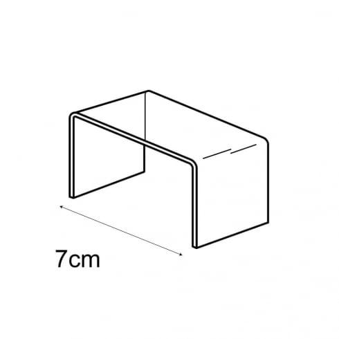 5cm budget platform (display steps & platforms)