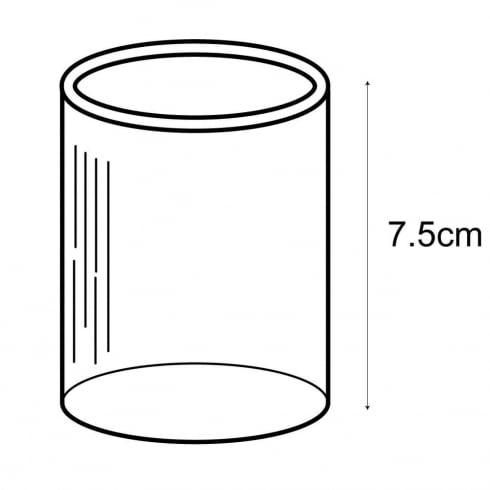7.5cm ball/egg stand (acrylic display stands & POS)