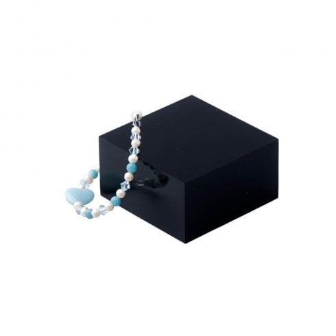 7.5cm solid block (solid acrylic block)
