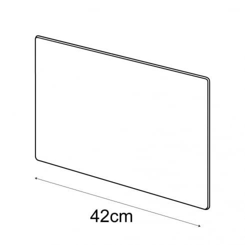 A3 polished panel (acrylic panels)