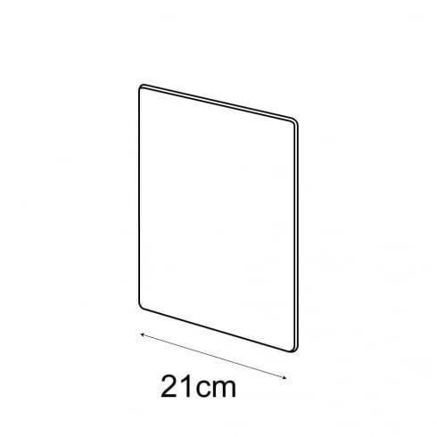 A4 polished panel (acrylic panels)