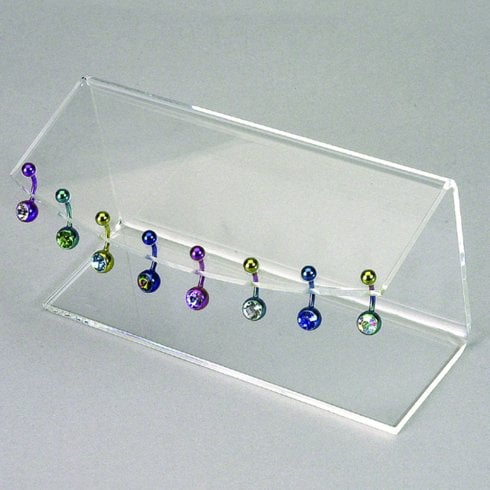 Body Jewellery Display - Counter