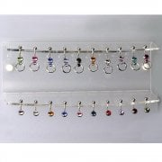Body Jewellery Display - Wall Fixing