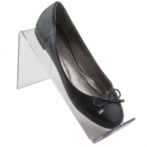 Budget sloping shoe platform (shoe display)