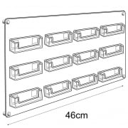Business card board (business card holders)