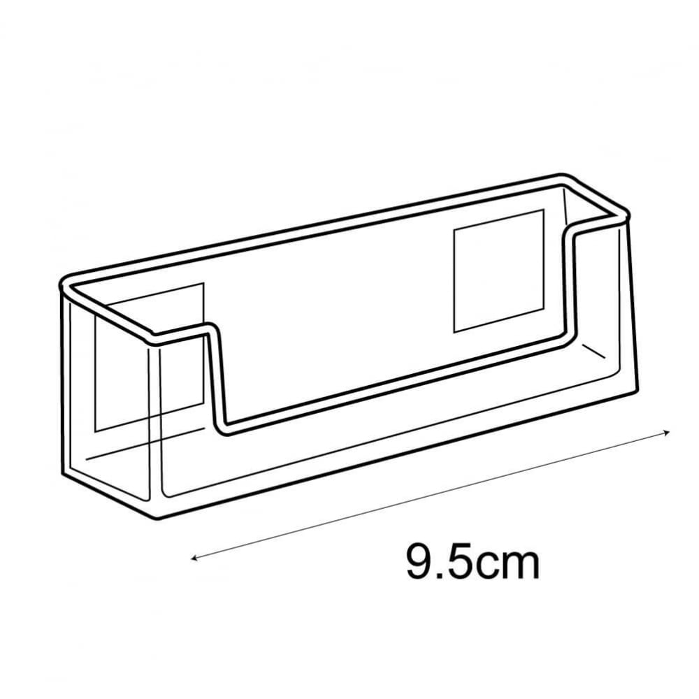 Business card holders acrylic perspex acrylic display equipment business card holder stick on business card holders reheart Images
