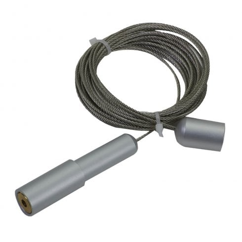 Cable kit: 1x top & base fixing 1x cable