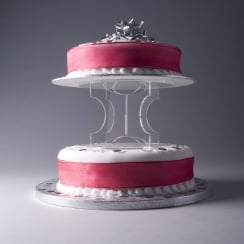 Cake stand/ wedding cake tier: 15cm