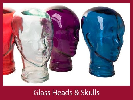Glass Display Heads