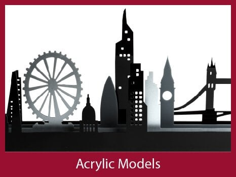 perspex Models and acrylic Models