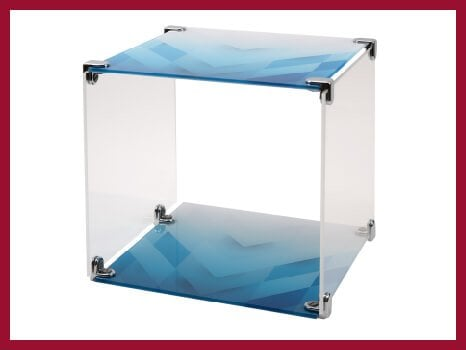 Display Cases & Display Stands
