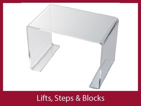 Lifts, Steps & Blocks