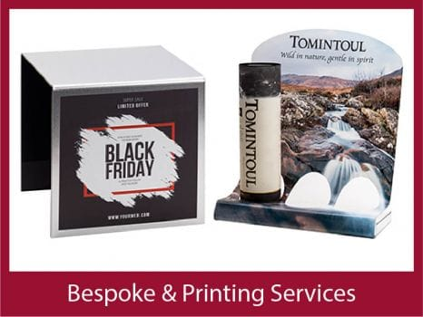 Bespoke & Printing Services