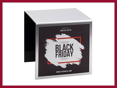Black Friday Display Stand