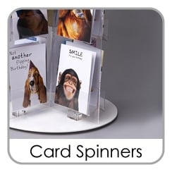 Card Spinners