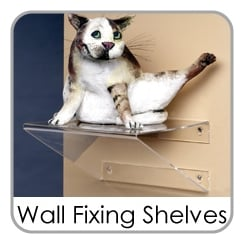 Wall Fixing Heavy Duty Shelves