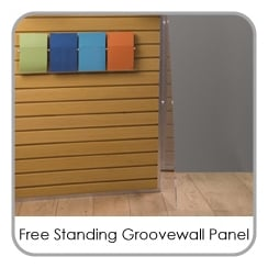 Free Standing Groovewall Panels