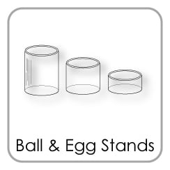 Ball & Egg Stands