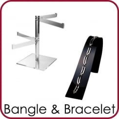 Bangle & Bracelet Displays