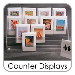 Counter Standing Displays