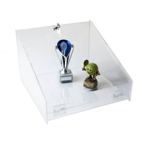 Display case: lockable-counter (acrylic display cabinet)