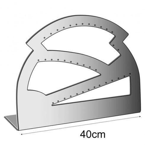 Earring fan: all types of earrings (acrylic earring displays)